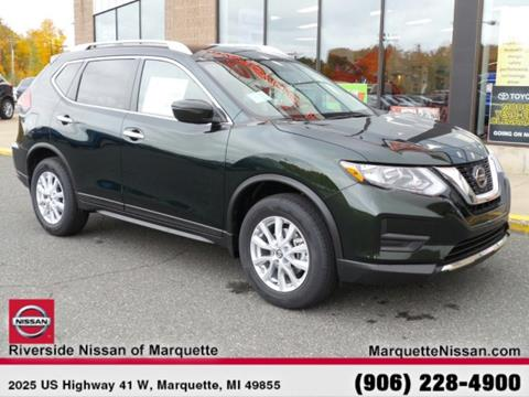 2019 Nissan Rogue for sale in Marquette, MI