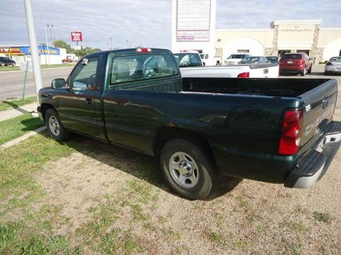 2004 Chevrolet Silverado 1500 for sale at Bramble's Auto Sales in Hastings NE