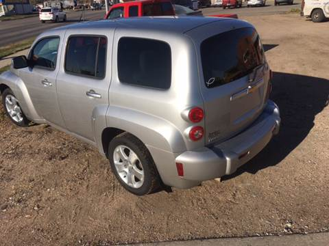 2007 Chevrolet HHR for sale at Bramble's Auto Sales in Hastings NE
