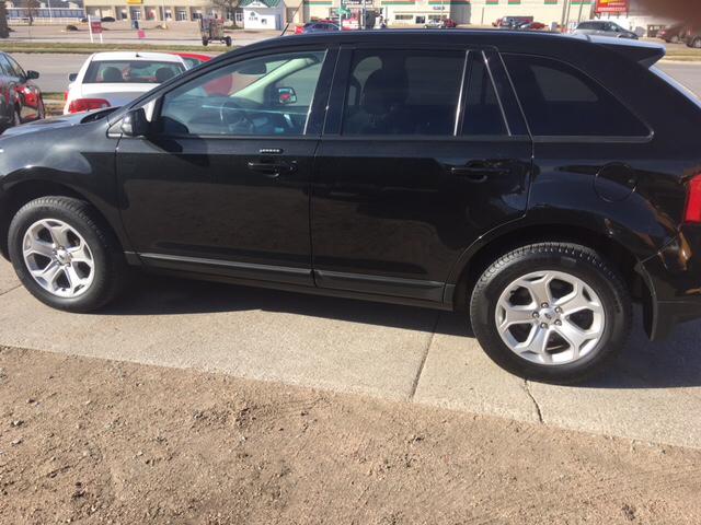 2014 Ford Edge for sale at Bramble's Auto Sales in Hastings NE
