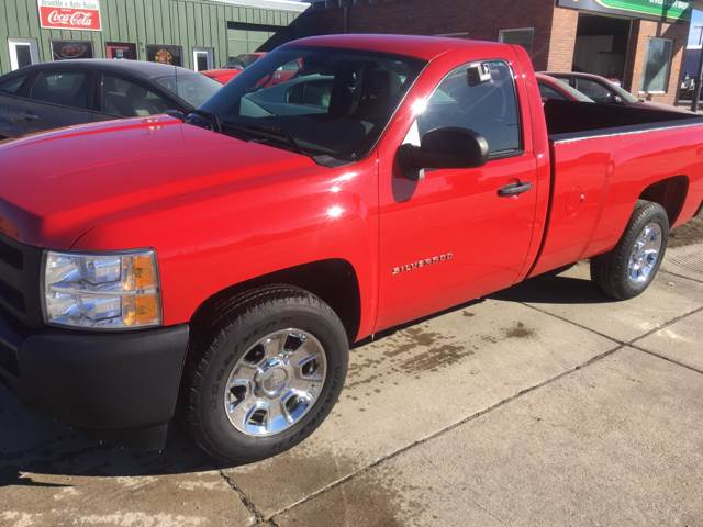 2011 Chevrolet Silverado 1500 for sale at Bramble's Auto Sales in Hastings NE