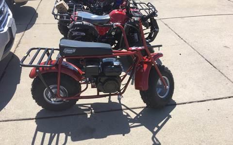 2018 Coleman Ct200u for sale in Hastings, NE