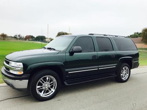 2003 Chevrolet Suburban for sale in Universal City, TX