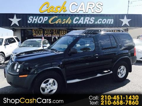 2003 Nissan Xterra for sale in Universal City TX