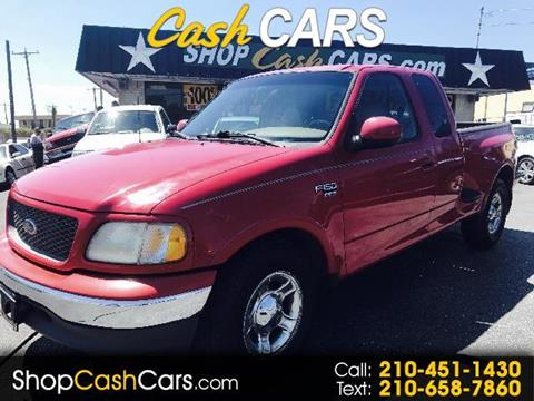 2001 Ford F-150 for sale in Universal City, TX