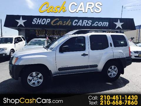2005 Nissan Xterra for sale in Universal City, TX