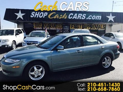 2005 Mazda MAZDA6 for sale in Universal City, TX