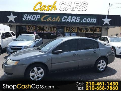 2006 Saturn Ion for sale in Universal City TX