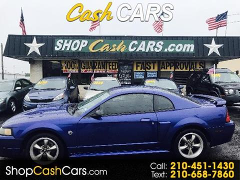 2004 Ford Mustang for sale in Universal City TX