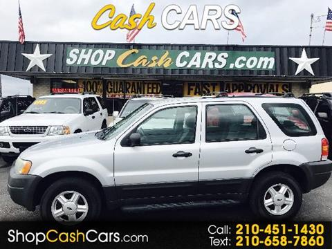 2003 Ford Escape for sale in Universal City, TX