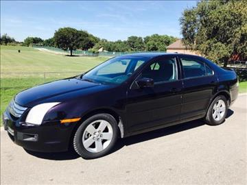 2007 Ford Fusion for sale in Universal City, TX