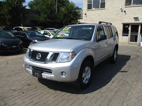 2012 Nissan Pathfinder for sale in Chicago, IL