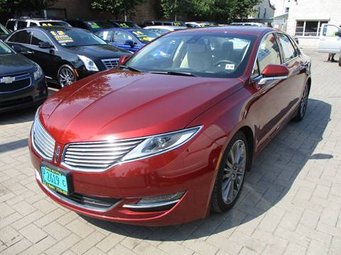 2014 Lincoln MKZ for sale in Chicago, IL