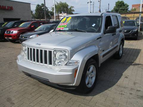 2009 Jeep Liberty for sale in Chicago, IL