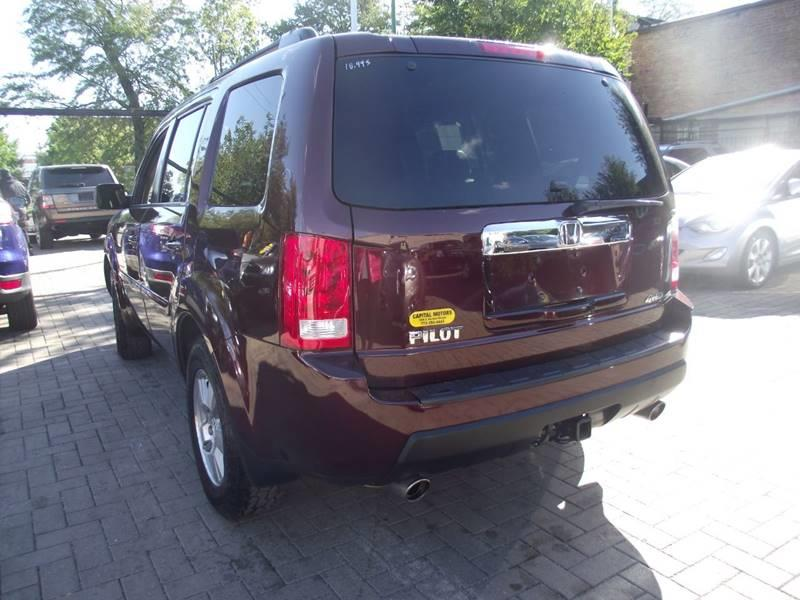 8170787d48f 2011 Honda Pilot 4x4 EX-L 4dr SUV w DVD In Chicago IL - Capital ...