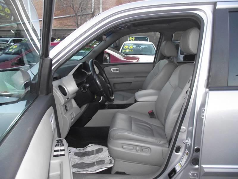 9744008ffe0 2011 Honda Pilot 4x4 EX-L 4dr SUV In Chicago IL - Capital Motor Auto ...