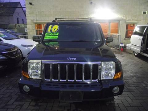 2010 Jeep Commander for sale in Chicago, IL