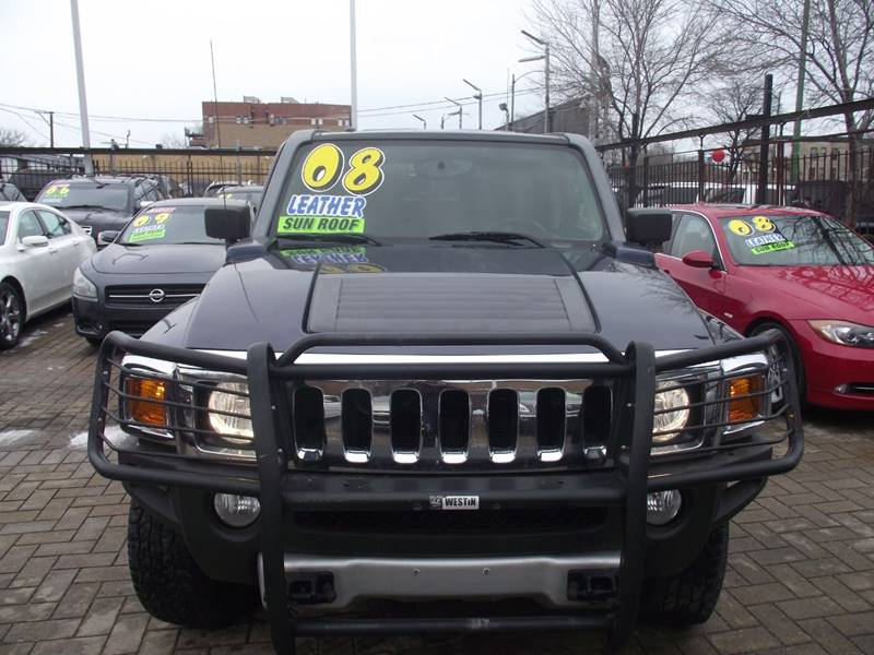 2008 Hummer H3 4x4 4dr SUV In Chicago IL - Capital Motor