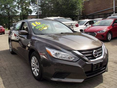 2016 Nissan Altima for sale in Chicago, IL