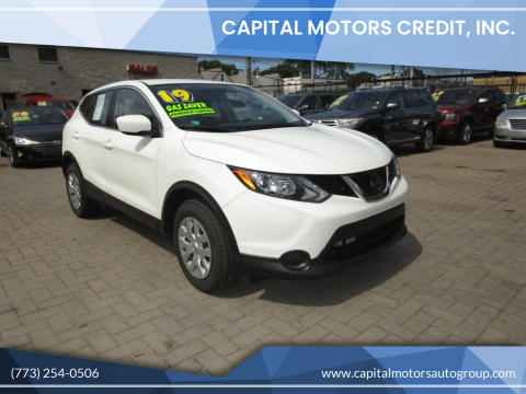 2019 Nissan Rogue Sport for sale at Capital Motors Credit, Inc. in Chicago IL