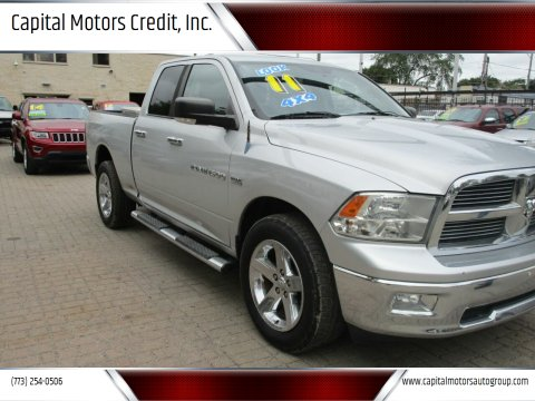 2011 RAM Ram Pickup 1500 for sale at Capital Motors Credit, Inc. in Chicago IL