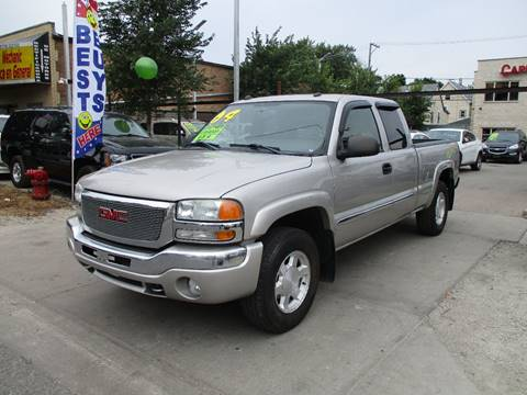 2004 GMC Sierra 1500 for sale in Chicago, IL