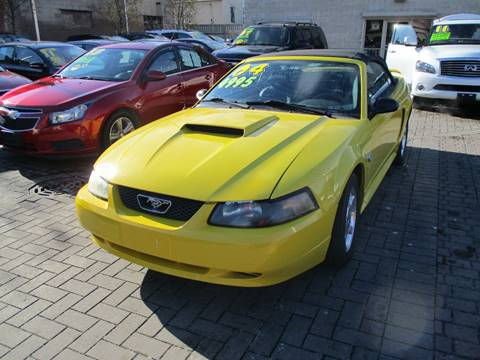 2004 Ford Mustang for sale in Chicago, IL