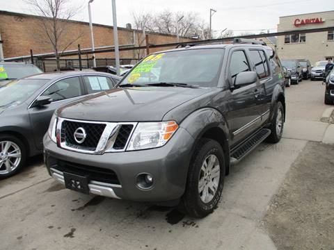2008 Nissan Pathfinder for sale in Chicago, IL