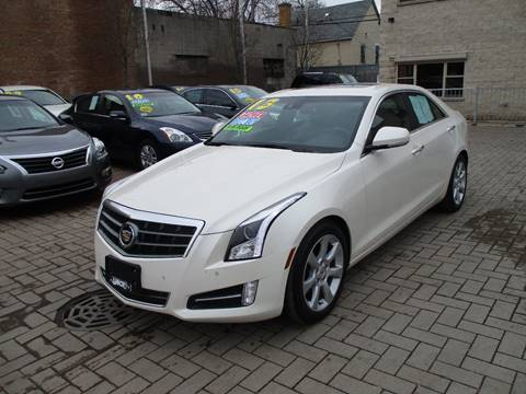 2013 Cadillac ATS for sale in Chicago, IL