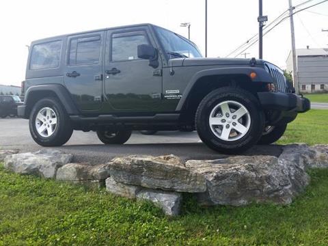 2011 jeep wrangler for sale in pennsylvania. Black Bedroom Furniture Sets. Home Design Ideas