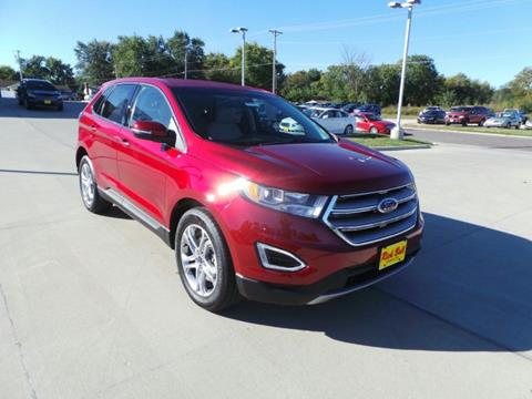 2017 Ford Edge for sale in Sedalia, MO