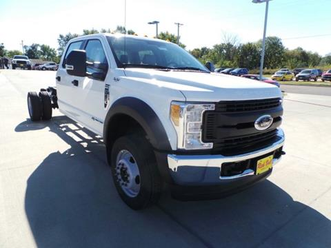 2017 Ford F-550 for sale in Sedalia, MO