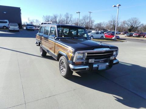 1988 Jeep Grand Wagoneer for sale in Sedalia, MO