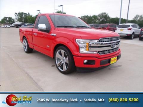 Rick Ball Ford >> Rick Ball Ford Sedalia Mo Inventory Listings