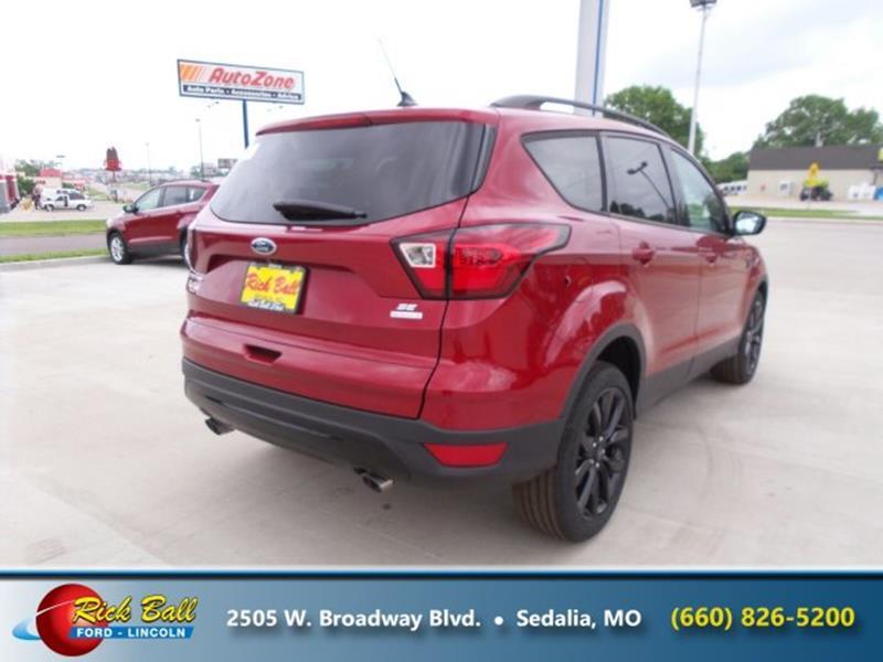 2019 Ford Escape SE 4dr SUV In Sedalia MO - RICK BALL FORD