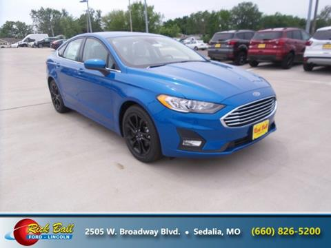 2019 Ford Fusion for sale in Sedalia, MO