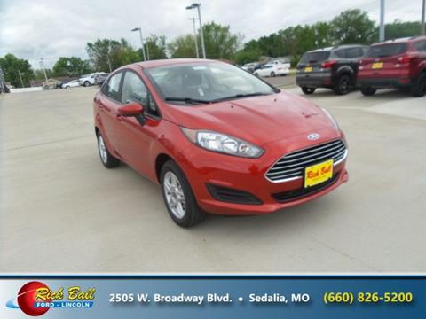 2019 Ford Fiesta for sale in Sedalia, MO
