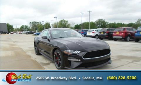2019 Ford Mustang for sale in Sedalia, MO