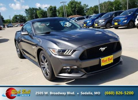 2017 Ford Mustang for sale in Sedalia, MO