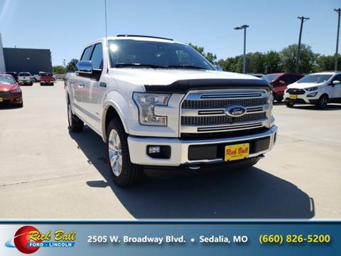 Rick Ball Ford >> Rick Ball Ford Used Cars Sedalia Mo Dealer