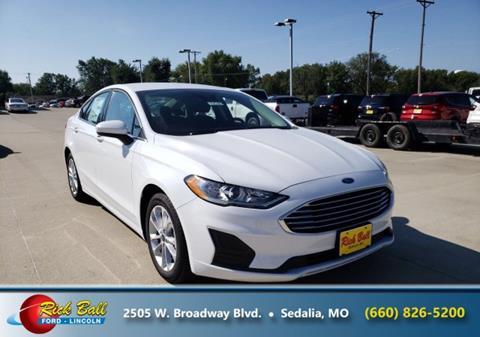 2020 Ford Fusion Hybrid for sale in Sedalia, MO