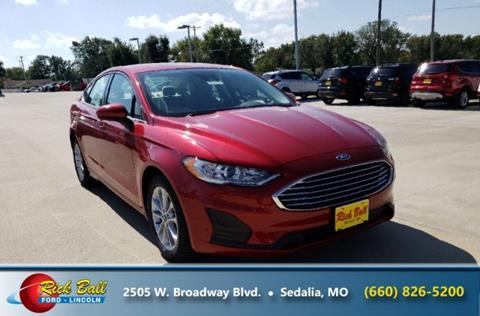 2020 Ford Fusion for sale in Sedalia, MO