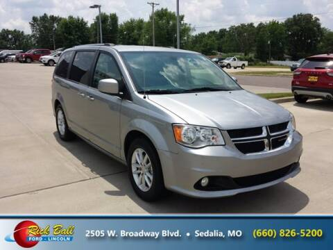 2019 Dodge Grand Caravan for sale at RICK BALL FORD in Sedalia MO