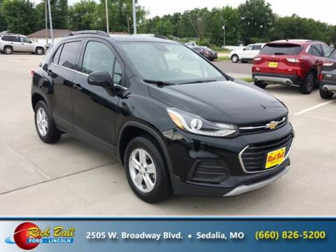2020 Chevrolet Trax for sale at RICK BALL FORD in Sedalia MO