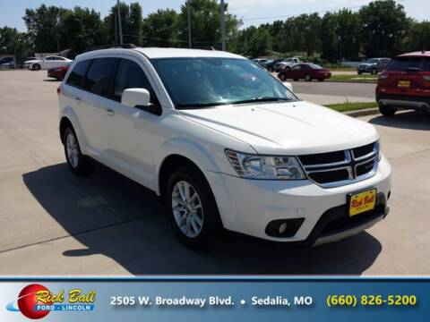2015 Dodge Journey for sale at RICK BALL FORD in Sedalia MO