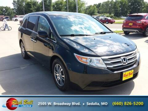 2011 Honda Odyssey for sale at RICK BALL FORD in Sedalia MO