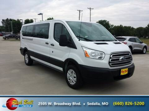 2019 Ford Transit Passenger for sale at RICK BALL FORD in Sedalia MO