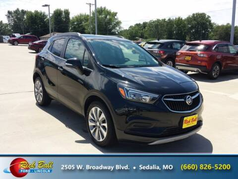 2018 Buick Encore for sale at RICK BALL FORD in Sedalia MO