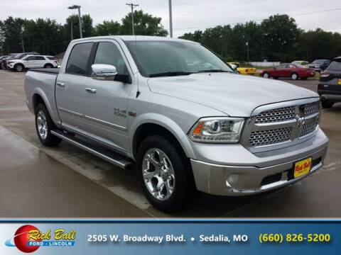 2018 RAM Ram Pickup 1500 for sale at RICK BALL FORD in Sedalia MO