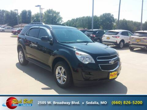 2015 Chevrolet Equinox for sale at RICK BALL FORD in Sedalia MO